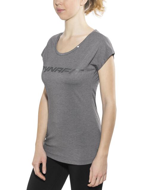 Dynafit 24/7 Logo - T-shirt course à pied Femme - gris